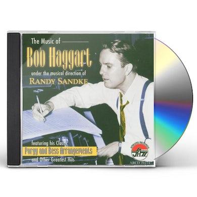 MUSIC OF BOB HAGGART CD
