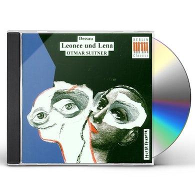 Dessau LEONCE UND LENA CD