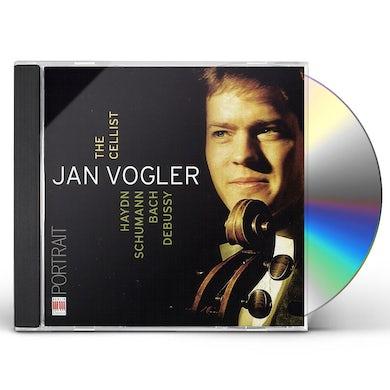 Jan Vogler CELLIST CD
