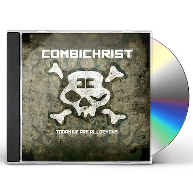 Combichrist TODAY WE ARE ALL DEMONS CD