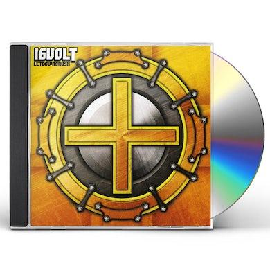 16volt LETDOWNCRUSH CD