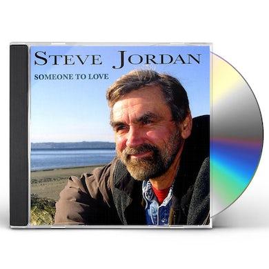 Steve Jordan SOMEONE TO LOVE CD