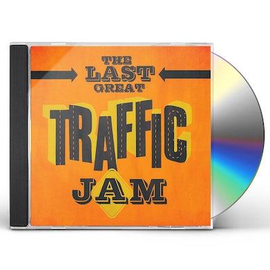 Last Great Traffic Jam CD