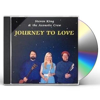Steven King JOURNEY TO LOVE CD