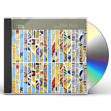 Flin Flon BOO-BOO CD