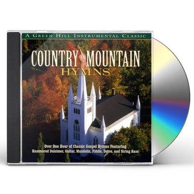 Jim Hendricks COUNTRY MOUNTAIN HYMNS CD