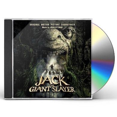John Ottman JACK THE GIANT SLAYER / O.S.T. CD