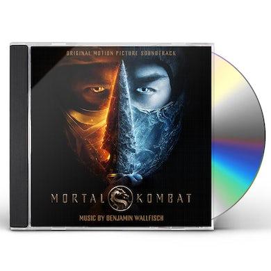 MORTAL KOMBAT - Original Soundtrack CD