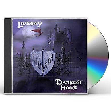 LIVESAY DARKEST HOUR CD