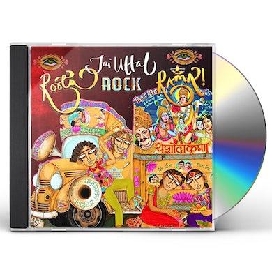 Jai Uttal ROOTS ROCK RAMA CD