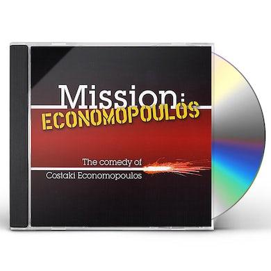 Costaki Economopoulos MISSION: ECONOMOPOULOS CD