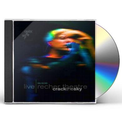 Crack The Sky LIVE: RECHER THEATRE 06-19-99 CD