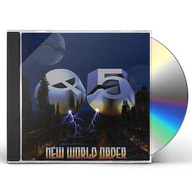 Q5 NEW WORLD ORDER CD