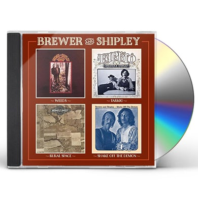 Brewer & Shipley KARMA COLLECTION CD