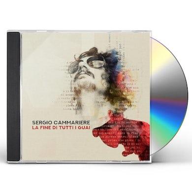 Sergio Cammariere LA FINE DI TUTTI I GUAI CD
