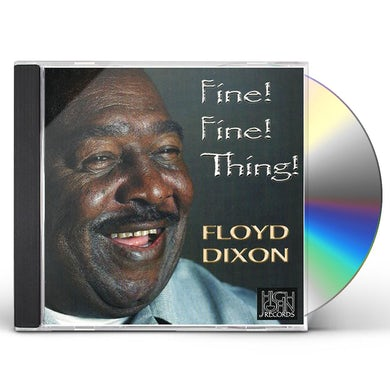 Floyd Dixon FINE FINE THING CD