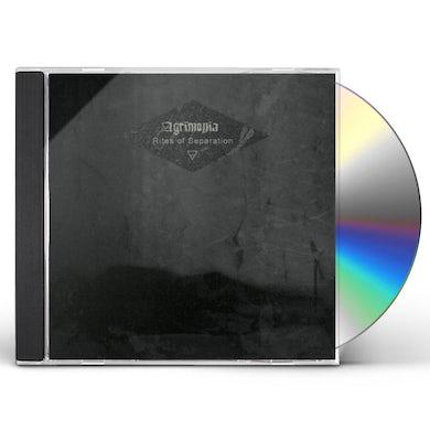 Agrimonia RITES OF SEPARATION CD