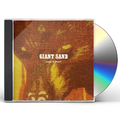 Giant Sand PURGE & SLOUCH: 25TH ANNIVERSARY EDITION CD