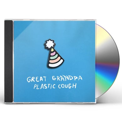 Great Grandpa PLASTIC COUGH CD