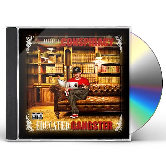 Conspiracy EDUCATED GANGSTER CD