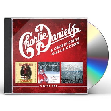Charlie Daniels CHRISTMAS COLLECTION CD