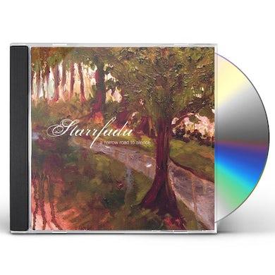 Starrfadu NARROW ROAD TO SILENCE CD