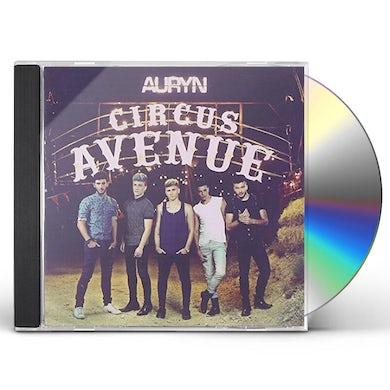 Auryn CIRCUS AVENUE CD