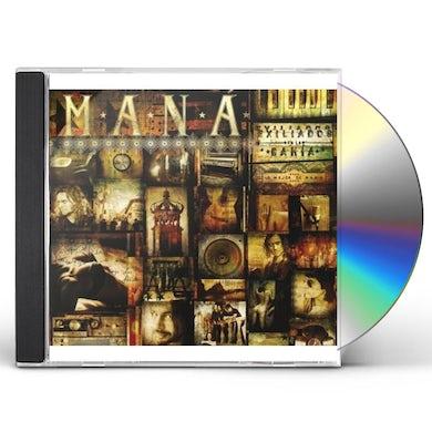 EXILIADOS EN LA BAHIA-LO MEJOR DE MANA CD