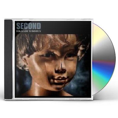 Second DEMASIADOS SONADORES CD