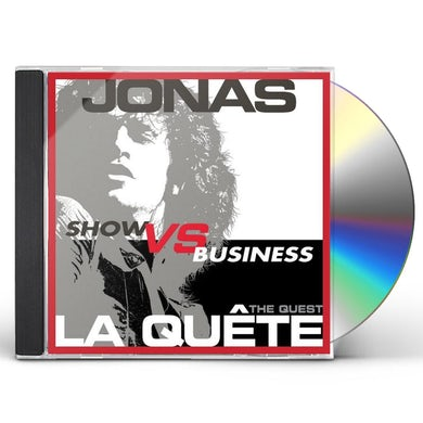 Jonas QUETE-THE QUEST CD