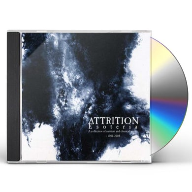 Attrition ESOTERIA CD