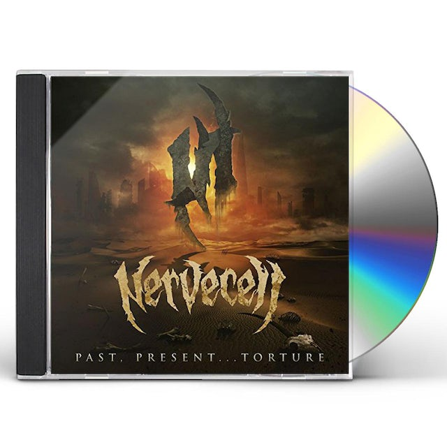 Nervecell PAST PRESENT TORTURE CD
