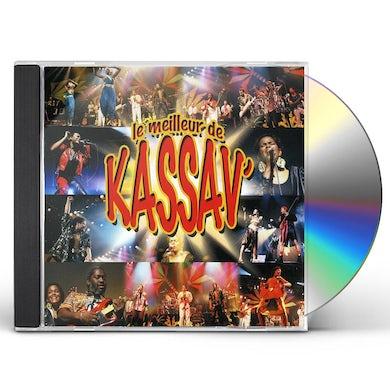 MEILLEUR DE KASSAV CD