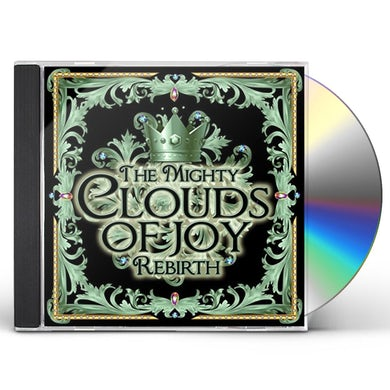 REBIRTH CD