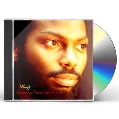 SOMEDAY PEACE LOVE & FREEDOM CD