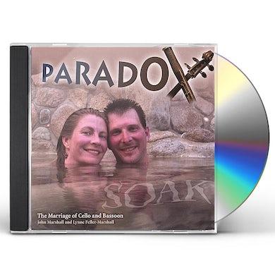 Paradox SOAK: THE MARRIAGE OF CELLO & BASSOON CD