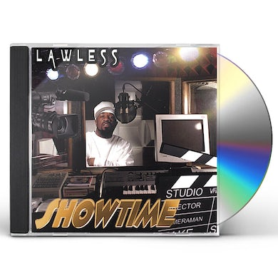 Lawless SHOWTIME CD