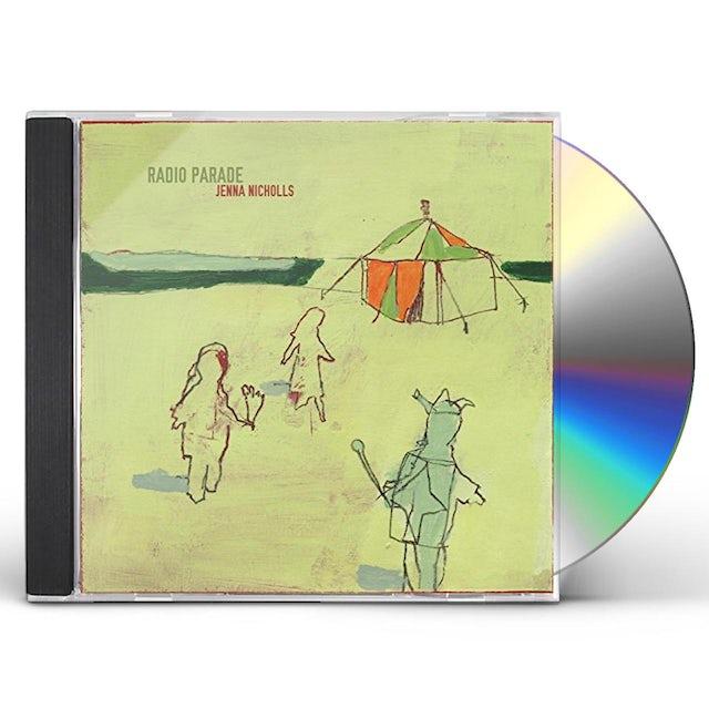 Jenna Nicholls RADIO PARADE CD