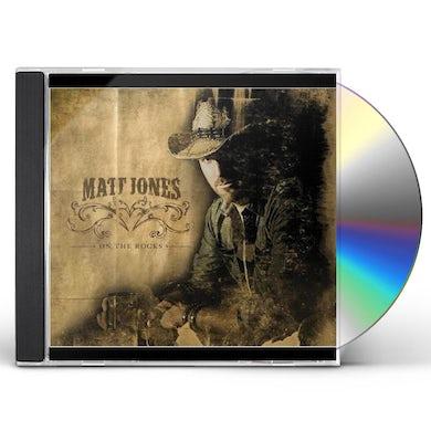 Matt Jones ON THE ROCKS CD
