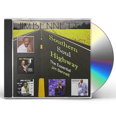 SOUTHERN SOUL HIGHWAY: ESSENTIAL JIM BENNETT CD