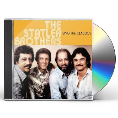 Statler Brothers SING THE CLASSICS CD