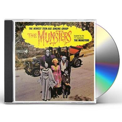 MUNSTERS CD