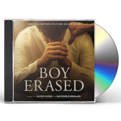 Danny Bensi & Saunder Jurriaans BOY ERASED (ORIGINAL SOUNDTRACK) CD