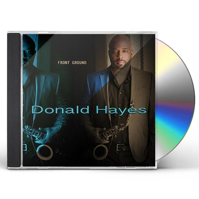 Donald Hayes FRONT GROUND CD