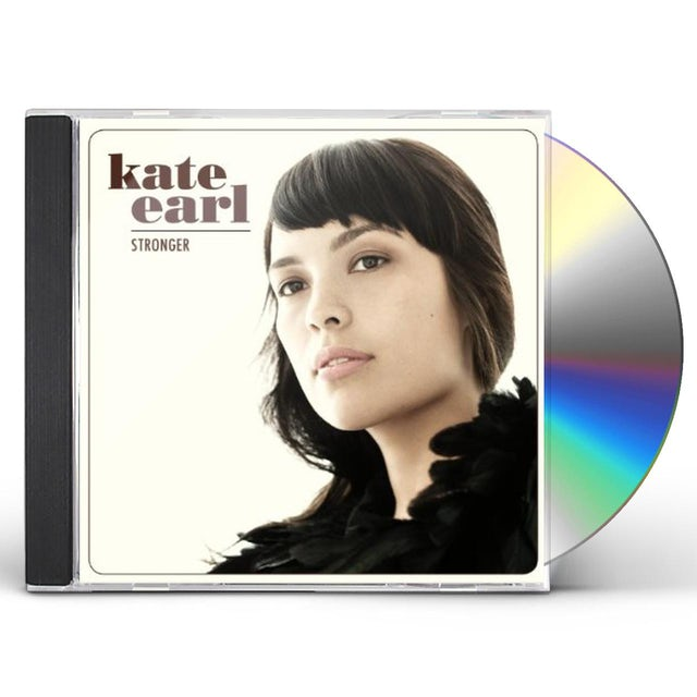 Kate Earl STRONGER CD