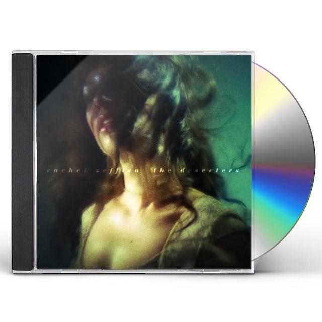 Rachel Zeffira DESERTERS CD
