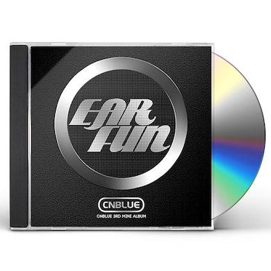 CNBLUE EAR FUN (3RD MINI ALBUM) CD