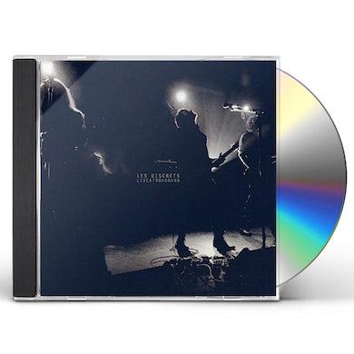 Les Discrets LIVE AT ROADBURN CD