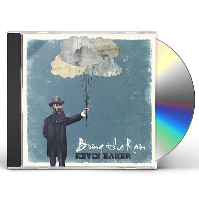Kevin Baker BRING THE RAIN CD