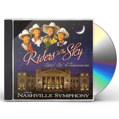 Riders In the Sky LASSOED LIVE AT THE SCHERMERHORN CD